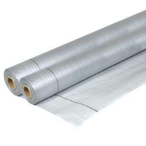 Пленка пароизоляционная серебро (75 кв.м)