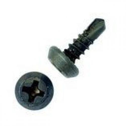 Саморез  для гк/профиля(ФОСФ) чорні (3,5х9,5мм/1000)TEX