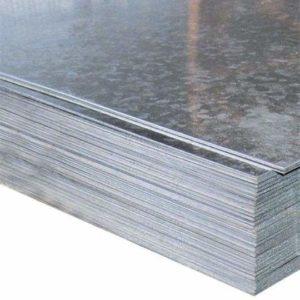 Лист оцинкованый 0,4х1000х2000 мм