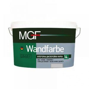 Краска MGF Wandfarbe внутр дисперсионная 14 кг¶