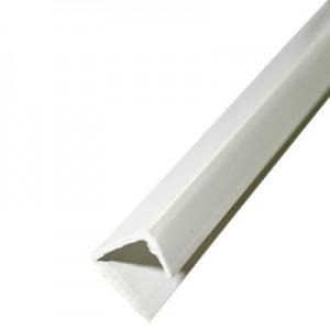Профиль торцевой для гипсокартона12.5мм (2.5м) (50шт. / Уп.)