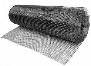 Сетка металлическая штукатурная  15х30  L 10м