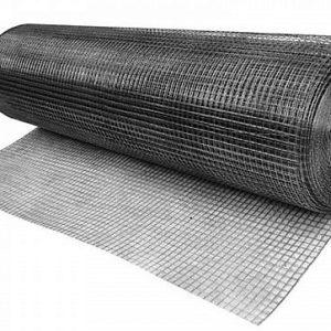 Сетка металлическая штукатурная d.0,7 25х25  L 30м
