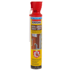 Пена SOUDAL GENIUS 750 ml
