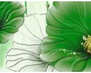 Фриз Маргарита зеленый 200 * 60 (Б84411) 1 сорт¶