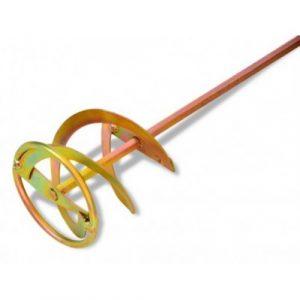 """Миксер для штукатурки, тип """"С."""", 100 мм, 10-20 кг"""