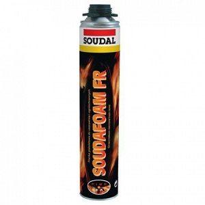 Пена SOUDAFOAM Gun пожарная 750 ml