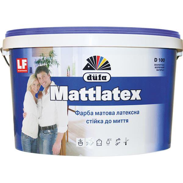 Краска Mattlatex латексная (матовая) (10л)