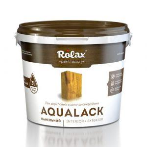 Лак акриловый «Аквалак» Premium, шелковисто-глянцевый, 1 л.