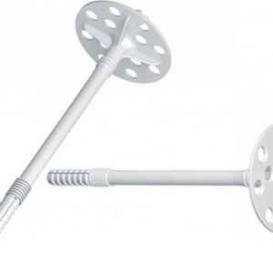 Дюбель для крепления теплоизоляции с пластиковым гвоздем (10х140 мм / 400шт)¶