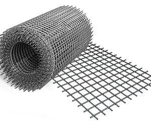 Сетка кладочная d=3 мм 100х100  (2х1,0)