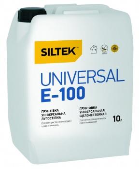Е-100 Siltek Universal  грунтовка универсальная ,10л