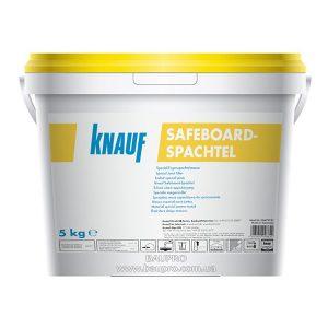Шпаклевка KNAUF Safeboard (5кг)