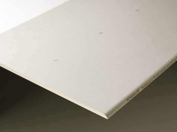 Гипсокартон Knauf Safeboard 12,5 мм (625х2500)