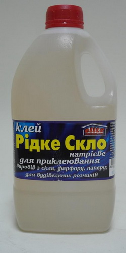 Клей Жидкое стекло 2,2кг