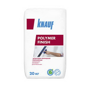Шпаклевка Knayf Polymer Finish полимерная финишная (20кг)
