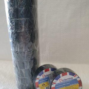 Изолента ПВХ чорна 19 мм х 10 м
