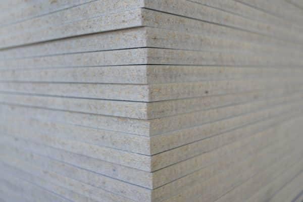 Цементно-стружечная плита 10*1250*3200мм (гладкая 1шт-56кг)