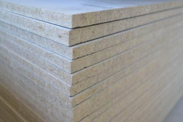 Цементно-стружечная плита 12*1250*3200мм (гладкая 1шт-67кг)