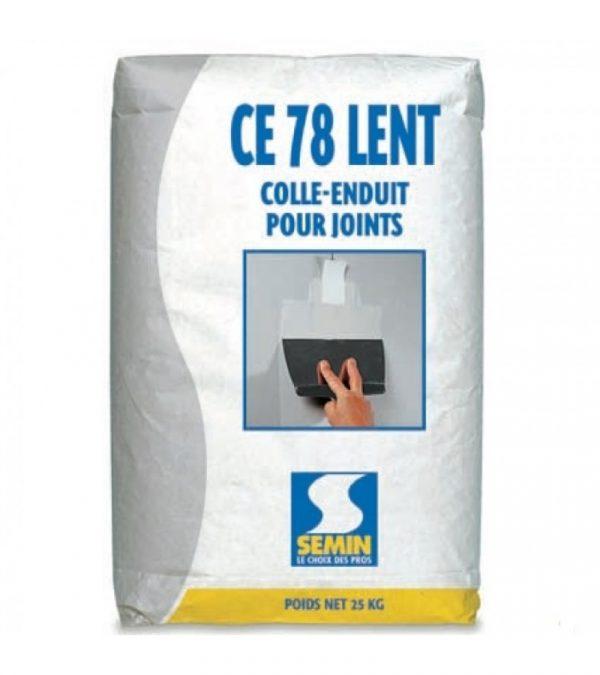 Шпаклевка для швов гипсокартона SEMIN CE 78 (Унифлот),25кг