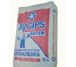 Шпаклевка финишная AYGIPS,25кг