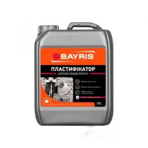 Пластификатор Байрис (для всех видов бетона) 10л