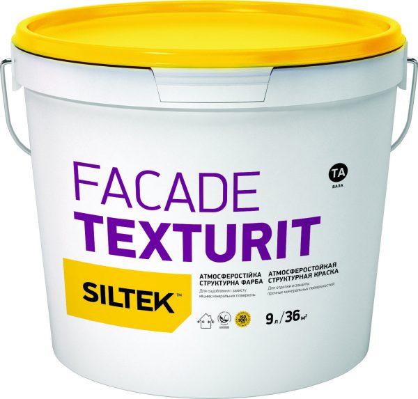 SILTEK FACADE TEXTURIT (База А), 9л