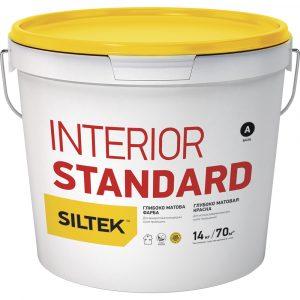 SILTEK INTERIOR STANDARD (База А), 14кг